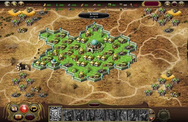 Стратегия игры и реального заработка в браузерной игре Mylands